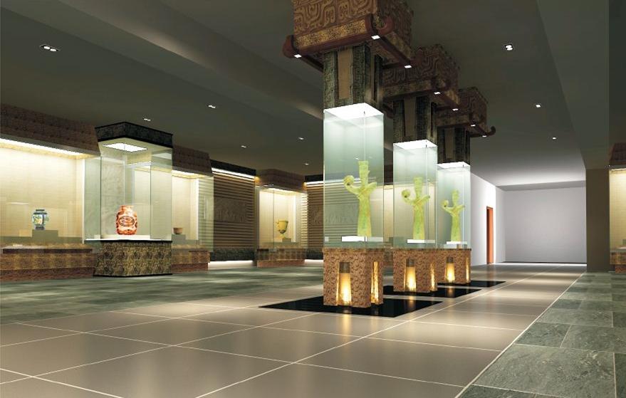 博物馆规划与施工