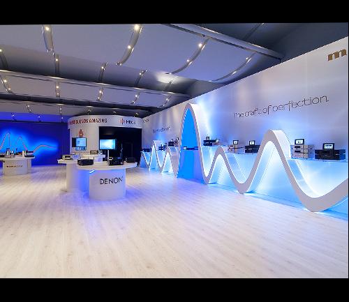 重庆展厅设计
