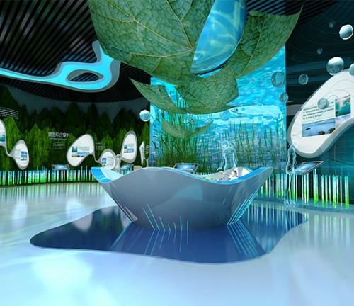 生态体验馆展厅制作