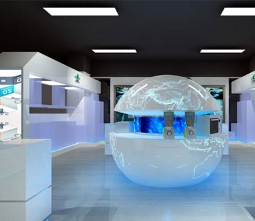 科技展馆设计搭建