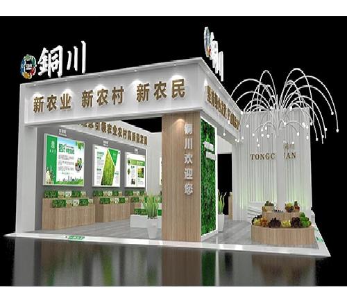 重庆特装展台搭建