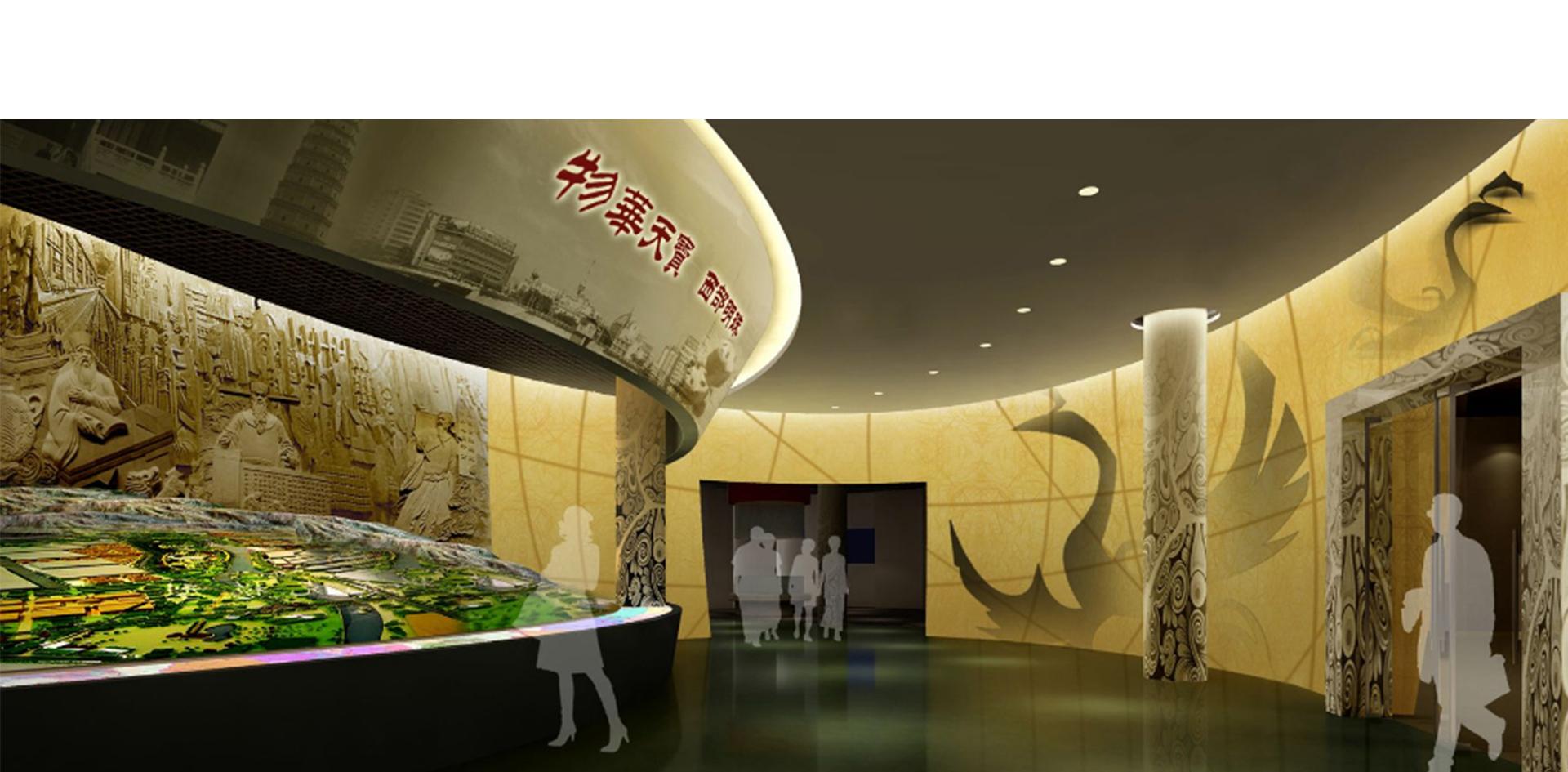重庆展台展馆设计制作